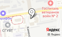 ТРИЭР-СИБИРЬ на карте