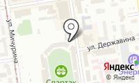 Викарт на карте