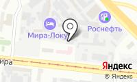 НовосибШинСервис на карте