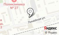 Детская школа искусств №17 на карте