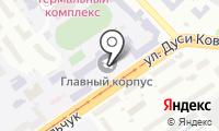 СГУПС на карте