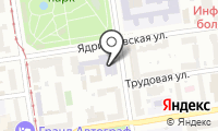 Новосибирский музыкальный колледж им. А.Ф. Мурова на карте