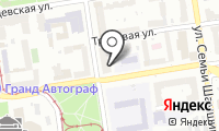 Следственное Управление Следственного комитета РФ по Сибирскому федеральному округу на карте