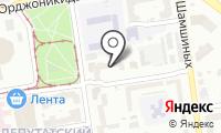 Новоэкс на карте
