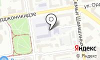 Новосибирский государственный хореографический колледж на карте