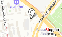 ЖД-Сервис Сибирь на карте