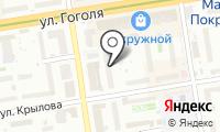 Эрсико-Н на карте