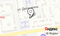 Сибирский антикризисный центр на карте