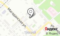 Почтовое отделение НОВОСИБИРСК 47 на карте