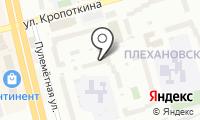 Участок №3 на карте