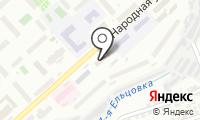 Магазин Тепла на карте