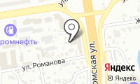 СибАвтоПлюс на карте