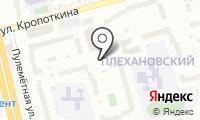 Автостоянка на ул. Кропоткина на карте