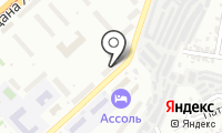 Правозащитный центр таджикистанцев на карте