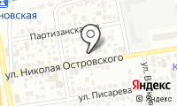 Саймакс на карте