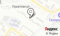 Тогучинский завод бетонопрессованных изделий на карте
