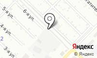 Шиномонтажная мастерская на ул. Аникина на карте