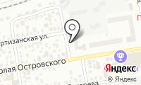 Банька на карте
