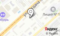 Лисма-С на карте