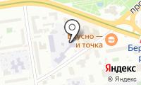 Почтовое отделение НОВОСИБИРСК 15 на карте