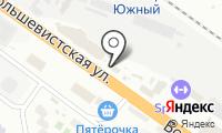 Новосибрембыттехника на карте