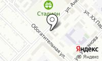 Банкетный зал на Аникина на карте