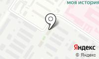 Гостиница Спортивного центра Министерства обороны РФ на карте