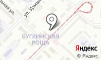 Почтовое отделение НОВОСИБИРСК 33 на карте