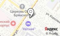 Центр авторазбора и продажи автозапчастей на Лескова на карте