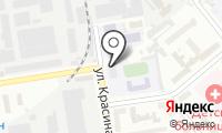 Эластика-С на карте