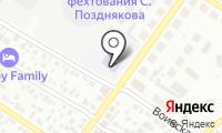 Средняя общеобразовательная школа №52 на карте