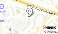 РПК на карте