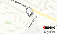 Почтовое отделение НОВОСИБИРСК 66 на карте