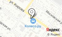 Общежитие №2 на карте
