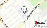 Детский сад №329 на карте