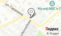 Автокруиз на карте