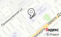 Аэрокосмический лицей им. Ю.В. Кондратюка на карте