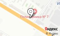 Отдел ветеринарной службы Октябрьского района на карте