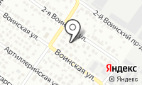 Центр страхования и оформления автомобилей на карте