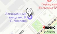 Ельцовка на карте