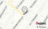 Почтовое отделение НОВОСИБИРСК 28 на карте