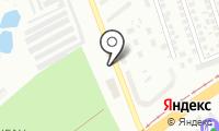 Автостоянка на ул. Есенина на карте