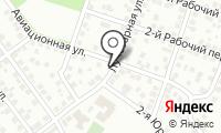 Центр авторазбора и продажи контрактных автозапчастей на Саде Дзержинского на карте
