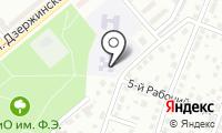 Детский сад №493 на карте