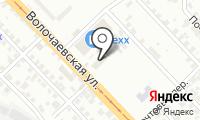 Зенон-Новосибирск на карте