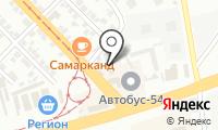 Сумка-центр на карте
