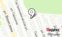 Почтовое отделение НОВОСИБИРСК 68 на карте