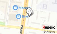 Почтовое отделение БАРНАУЛ 44 на карте