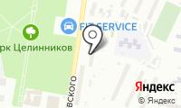 Почтовое отделение БАРНАУЛ 54 на карте