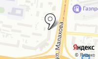 Почтовое отделение БАРНАУЛ 66 на карте